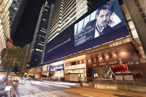 Джонни Депп в тизере рекламной кампании Dior Savuage