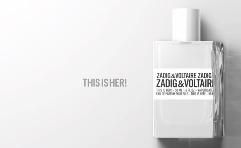 This is Her! Zadig & Voltaire