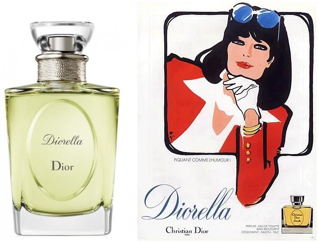 Diorella Christian Dior, 1972