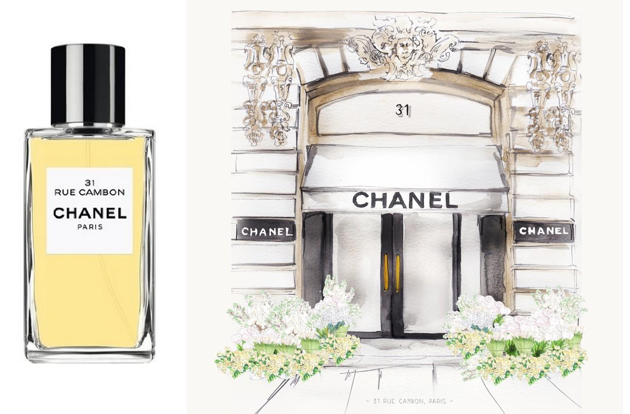 Chanel 31 Rue Cambon, 1921