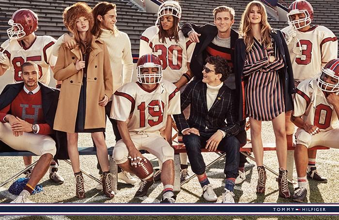 Осенняя коллекция Tommy Hilfiger 2015