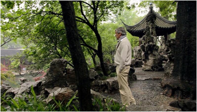 Жан-Клод Эллена в Китае