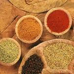 Нота Индийские специи масала