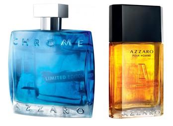 Azzaro представляет лимитированные издания мужской коллекции