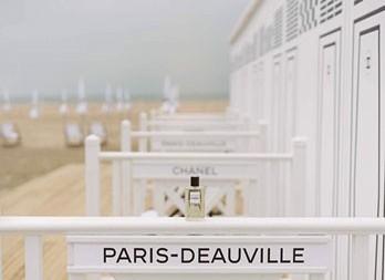 Chanel Les Eaux de Chanel: по местам славы