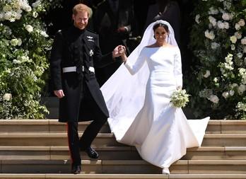 Чем пахла королевская свадьба