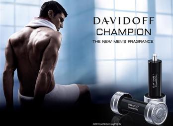 Чемпионский аромат от Davidoff