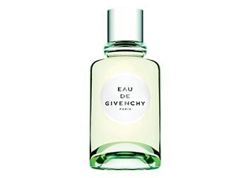 Eau de Givenchy: свежестью повеяло