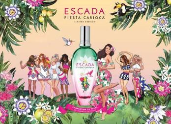 Fiesta Carioca: аромат для следующего лета