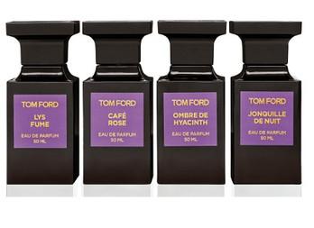 Коллекция темного сада от Tom Ford