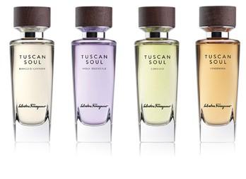 Коллекция Tuscan Soul Quintessential от модного дома Salvatore Ferragamo