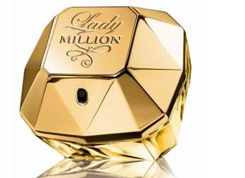 Lady Million – новый аромат от Paco Rabanne