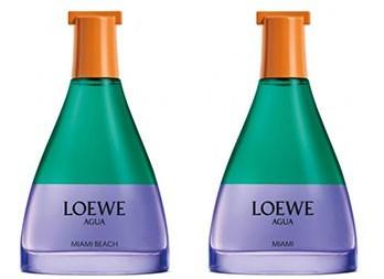 Loewe Agua Miami: в лето с головой