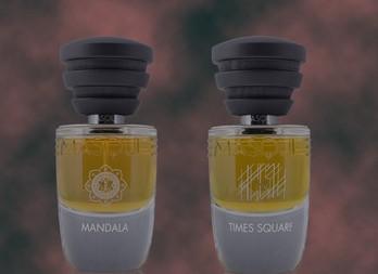 Masque Milano Times Square и Mandala: на контрасте