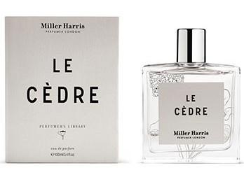 Miller Harris Le Cedre: широко шагая