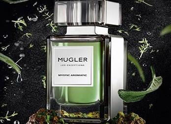 Mugler Mystic Aromatic: тайная явь
