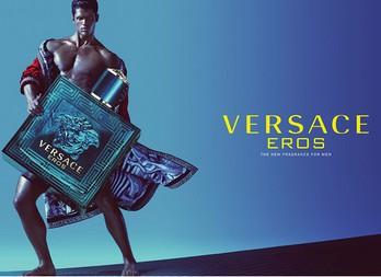 Новый аромат Versace Eros