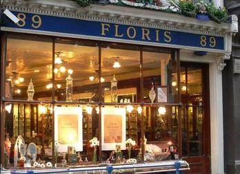 Пьяные четверги в бутике Floris London