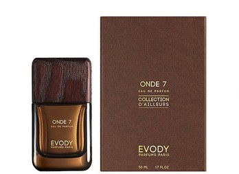 Тайна аромата удачи. Onde 7 Evody Parfums