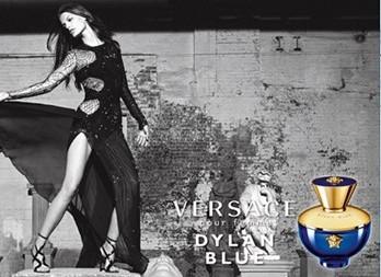 Versace Pour Femme Dylan Blue: у власти