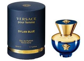 Versace Pour Femme Dylan Blue: женский взгляд
