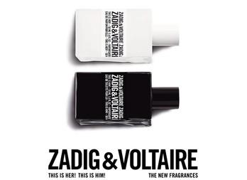 Zadig & Voltaire: сливки с перцем