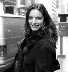 Каролина Сабас (Caroline Sabas)
