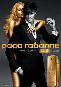 Постер Paco Rabanne 1 Million Intense