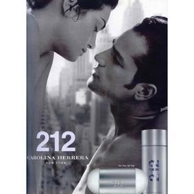 Постер Carolina Herrera 212