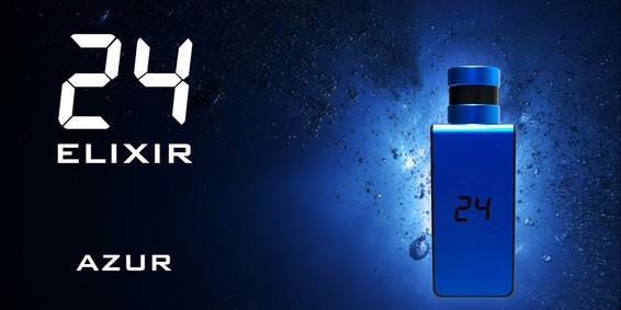 Постер ScentStory 24 Elixir Azur