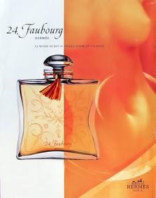 Постер Hermes 24, Faubourg