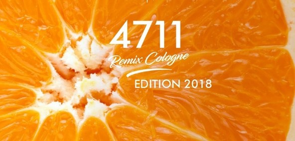 Постер 4711 Remix Cologne Edition 2018