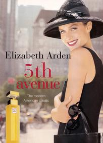 Постер Elizabeth Arden 5th Avenue