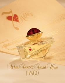 Постер Jivago 7 Love Notes