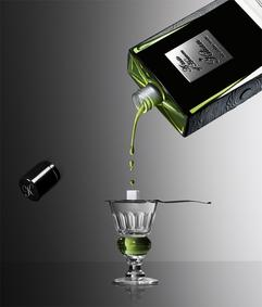 Постер By Kilian A Taste Of Heaven, absinthe verte