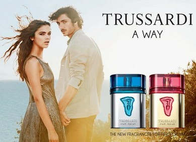 Постер Trussardi A Way For Her