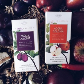 Постер 4711 Acqua Colonia Red Apple & Chili