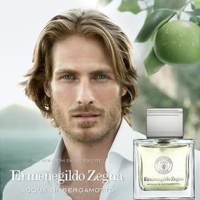 Постер Ermenegildo Zegna Acqua di Bergamotto