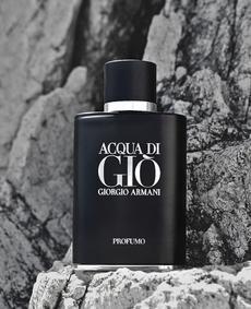 Постер Armani Acqua di Gio pour Homme Profumo