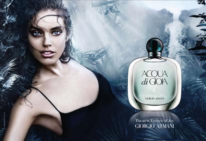 Постер Armani Acqua Di Gioia
