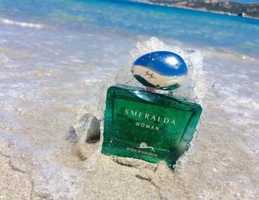 Постер Acqua di Sardegna Smeralda Woman