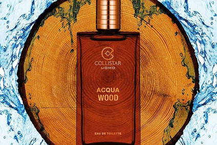 Постер Collistar Acqua Wood