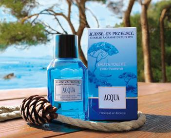 Постер Jeanne en Provence Acqua