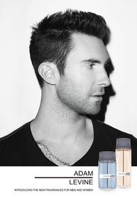 Постер Adam Levine for Men