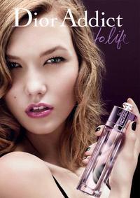 Постер Dior Addict To Life
