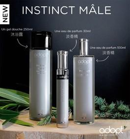 Постер Adopt' Instinct Male