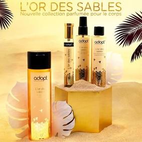 Постер Adopt' L'Or Des Sables