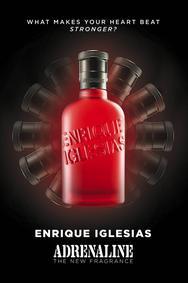 Постер Enrique Iglesias Adrenaline