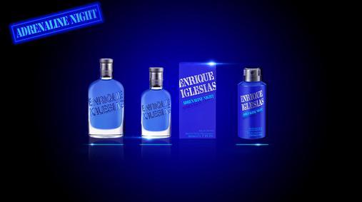 Постер Enrique Iglesias Adrenaline Night