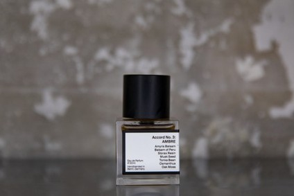Постер AER Scents Accord No. 03 Ambre